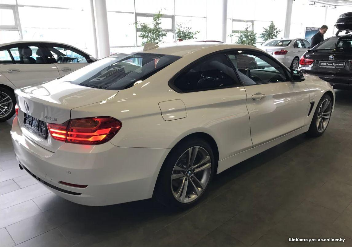 BMW 420 i Coupe