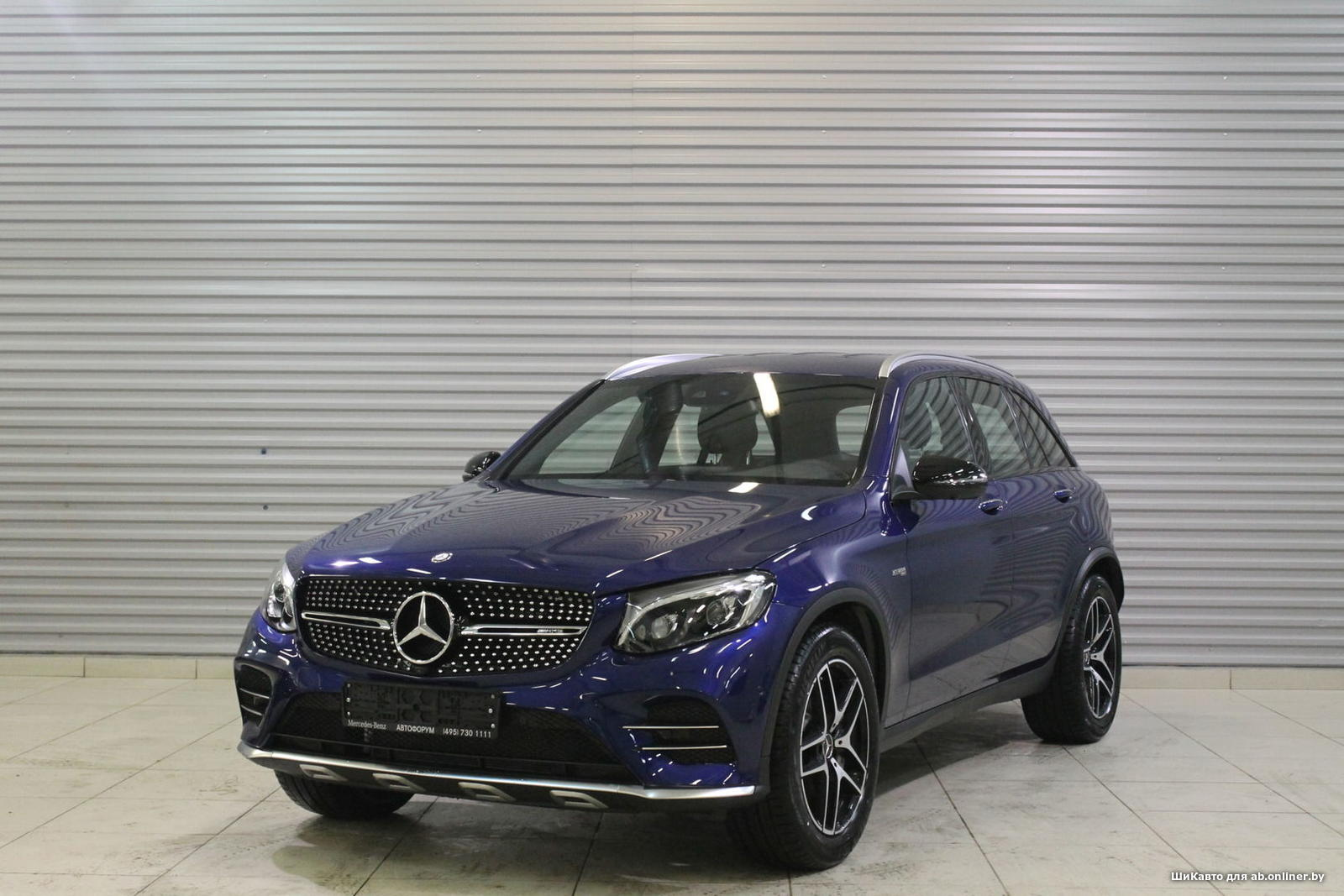 Mercedes GLC43 AMG 4MATIC