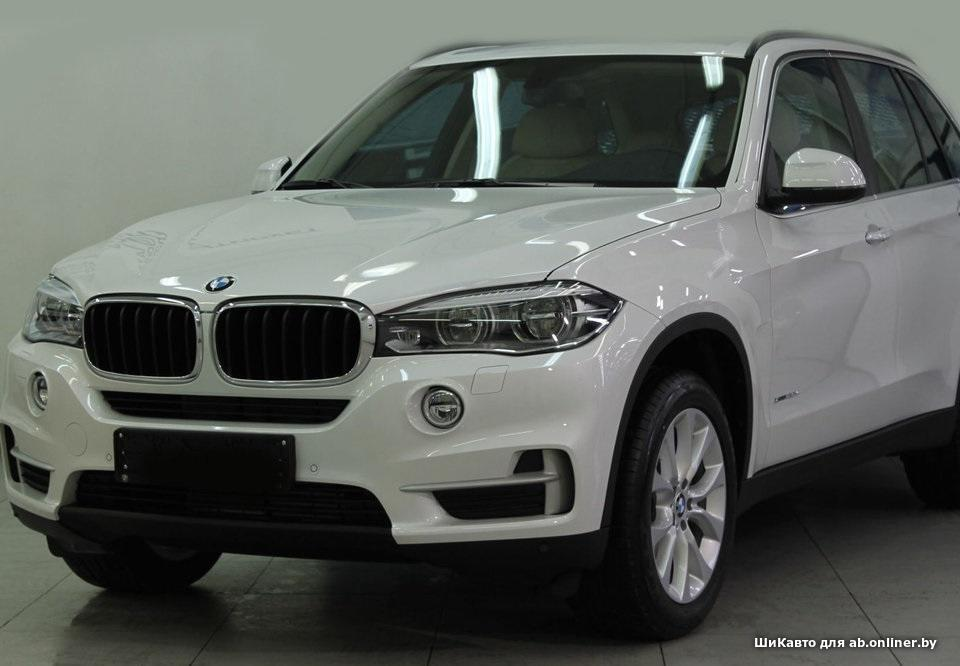 BMW X5 хDrive50i