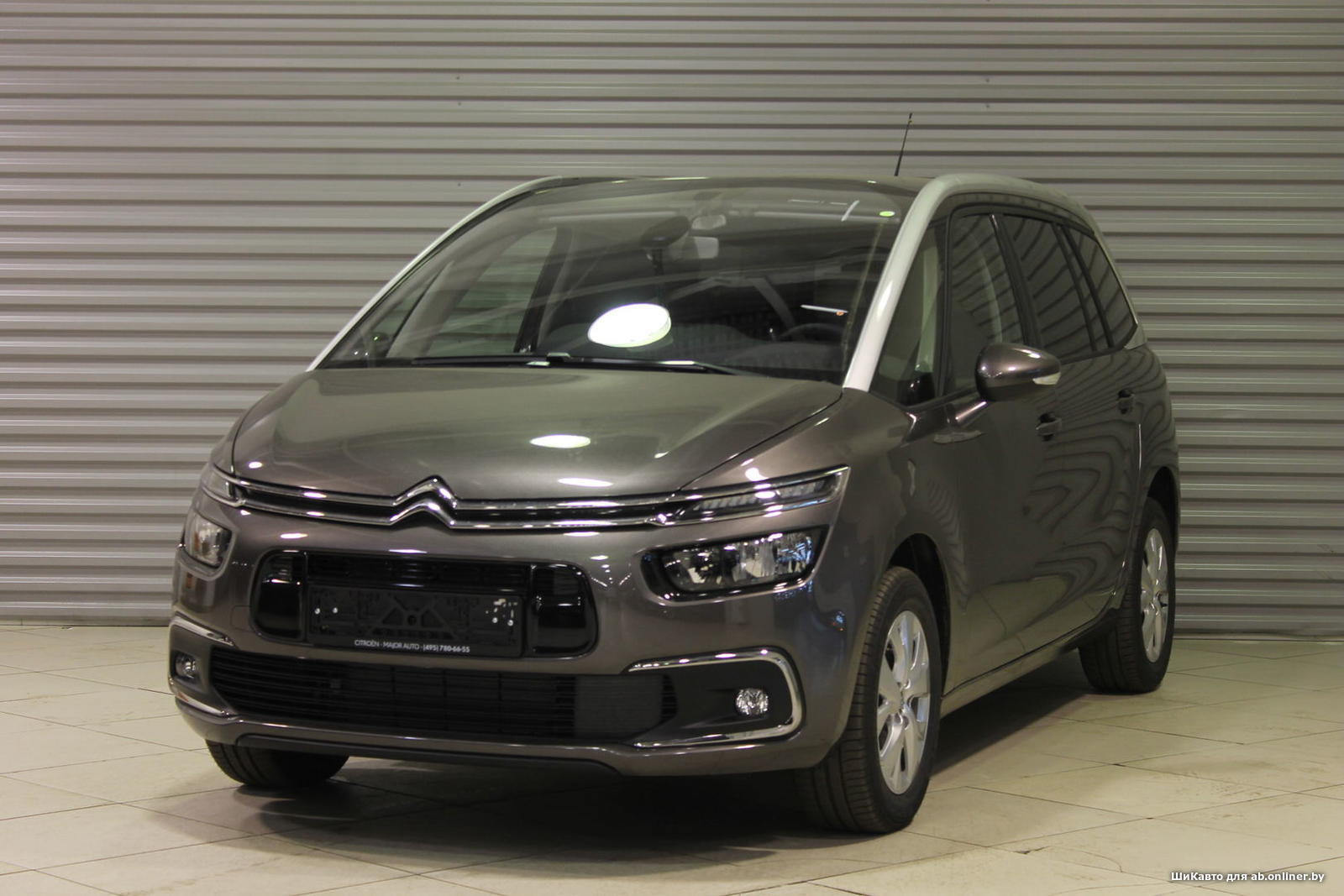 Citroen C4 Grand Picasso 1.6 AT Shine