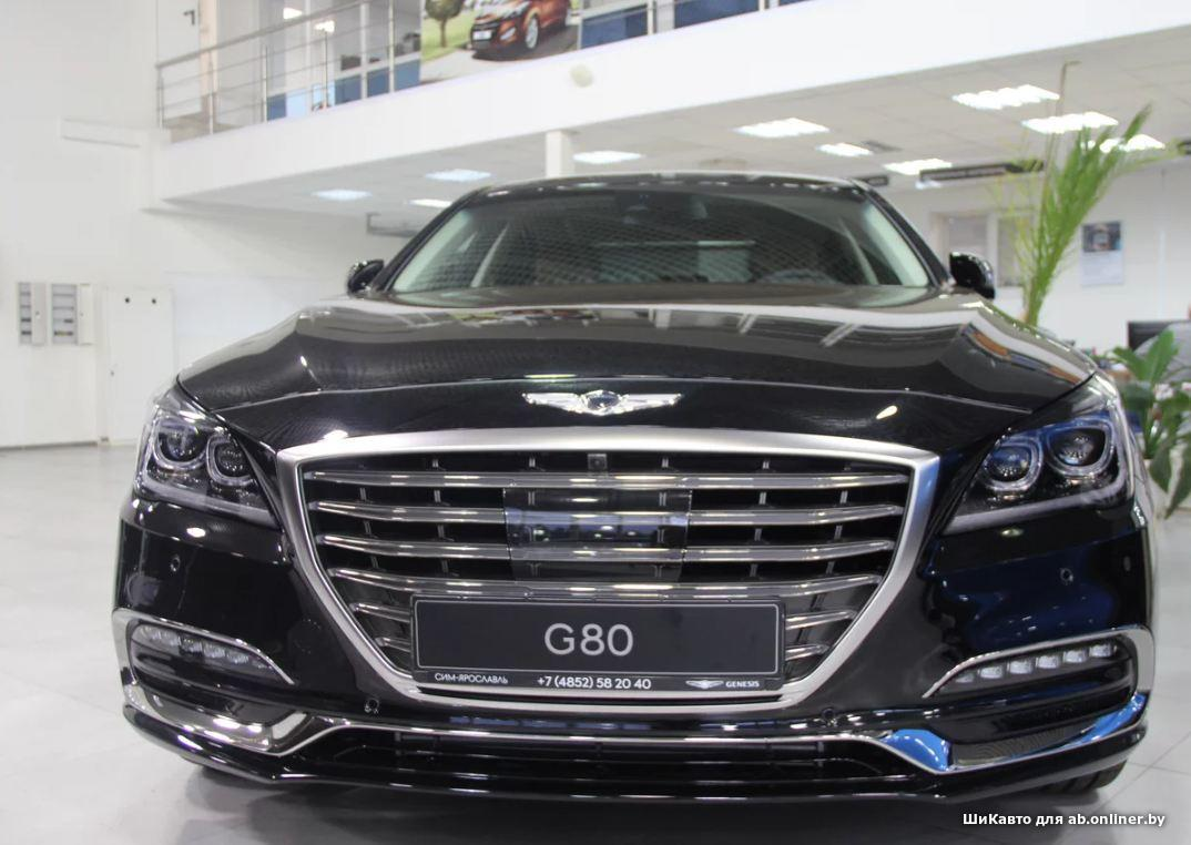 Genesis G80 2.0 LUXURY 8AT 4WD