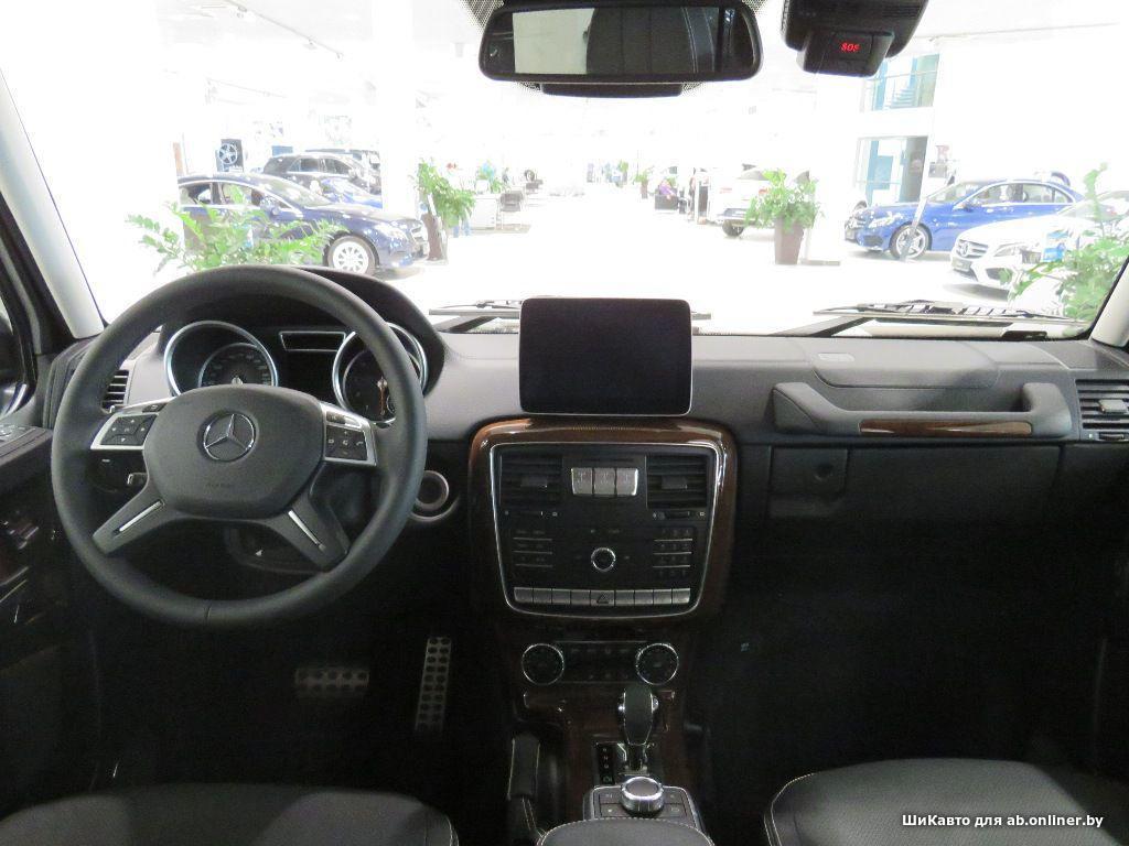 Mercedes G500