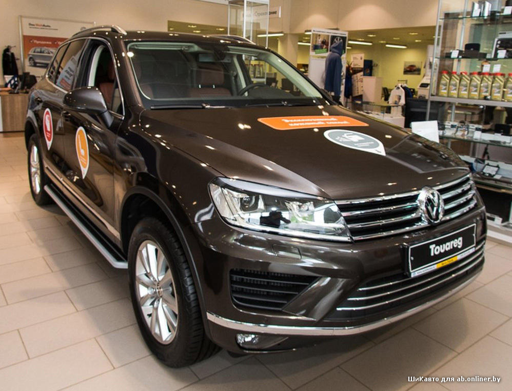 Volkswagen Touareg Business V6 3,0 4MOTION