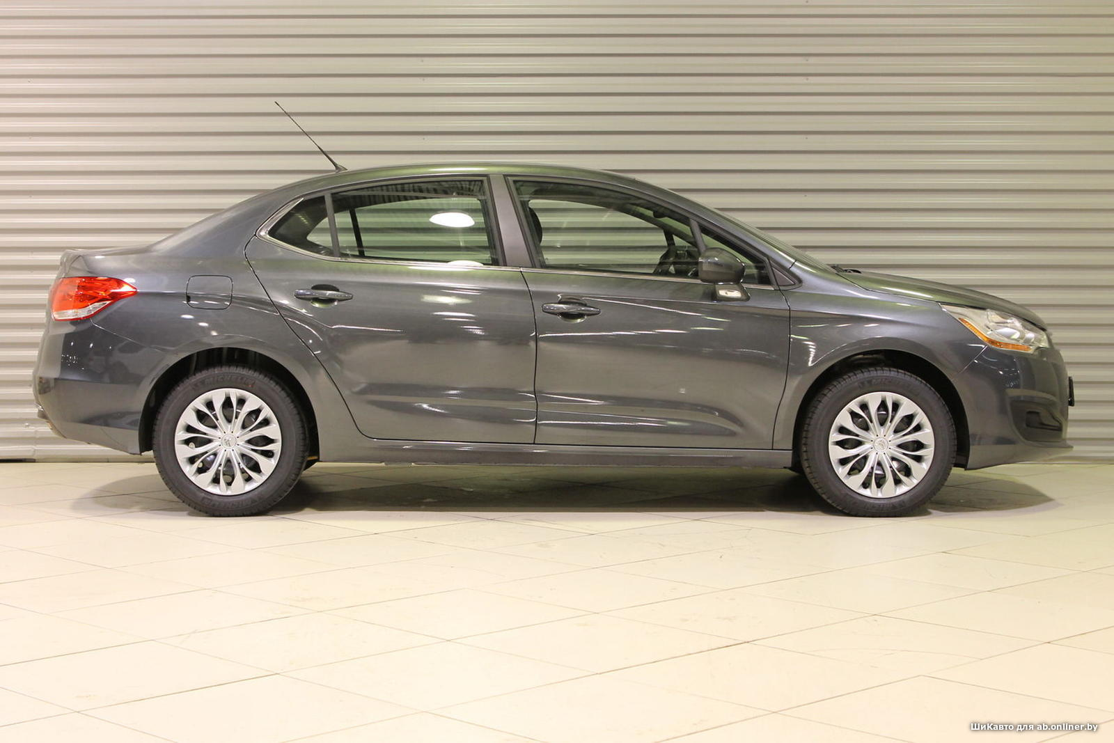 Citroen C4 1.6 MT Optimum