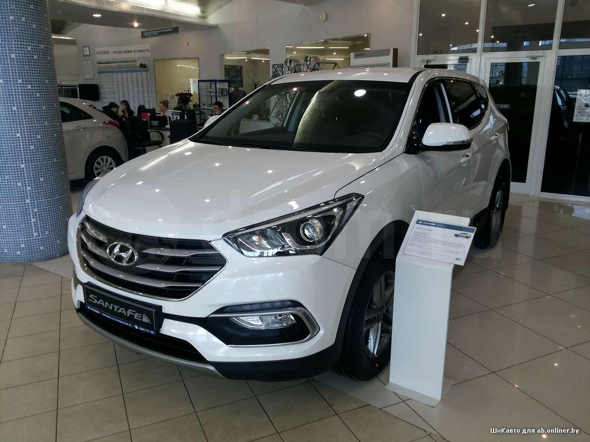 Hyundai Santa Fe Comfort 2.2 CRDi