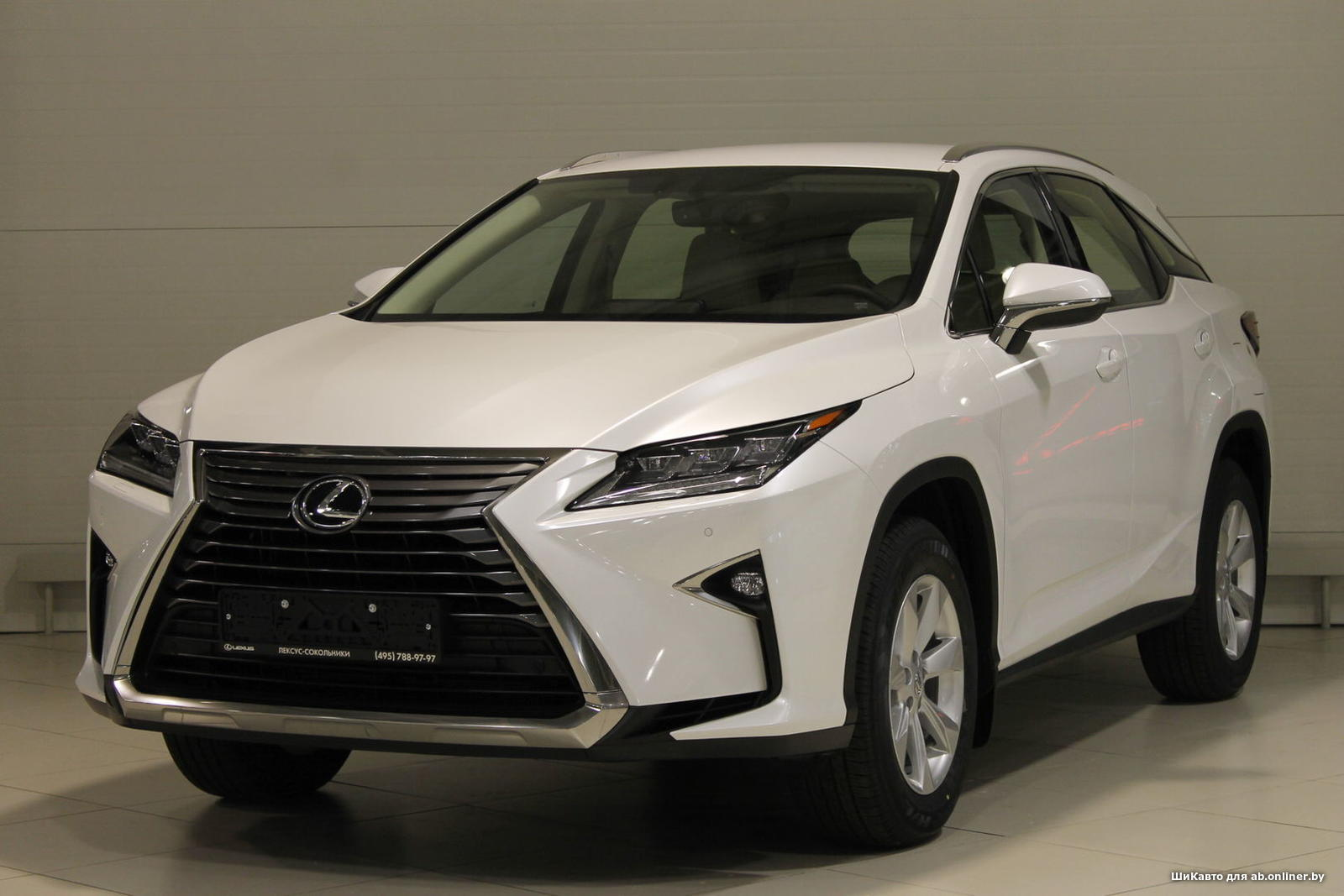 Lexus RX 450h Exclusive AWD
