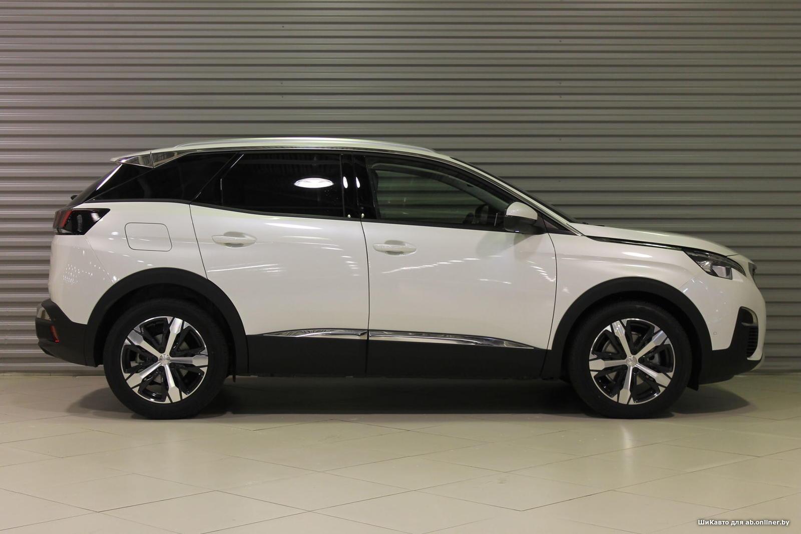 Peugeot 3008 1.6THP ALLURE