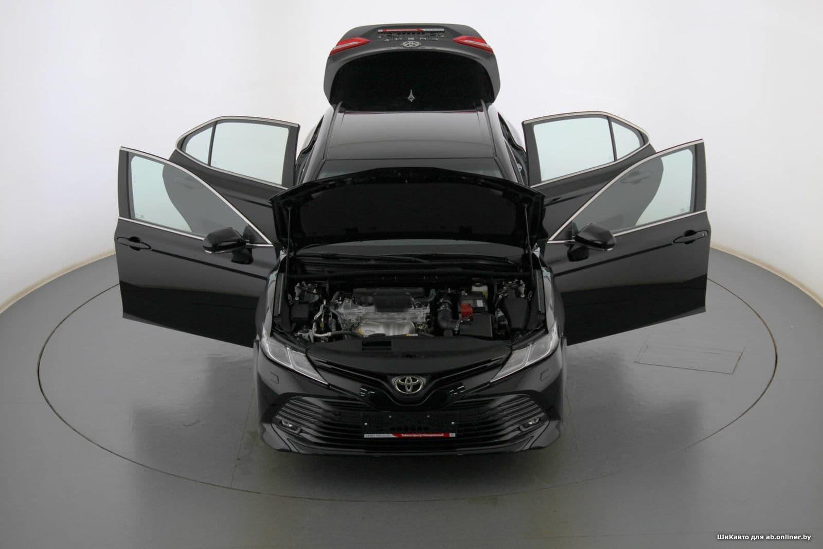 Toyota Camry 2.5 АТ Стандарт+