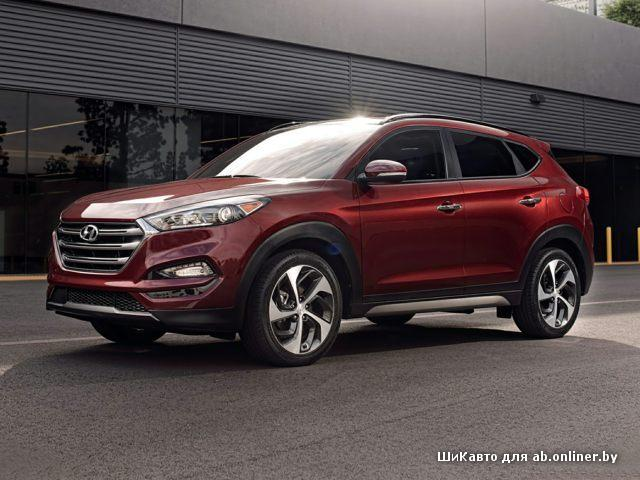 Hyundai Tucson 4WD AT