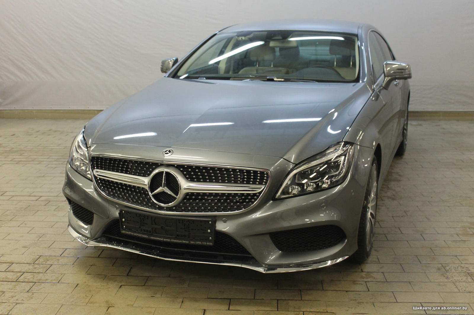Mercedes CLS400 4MATIC