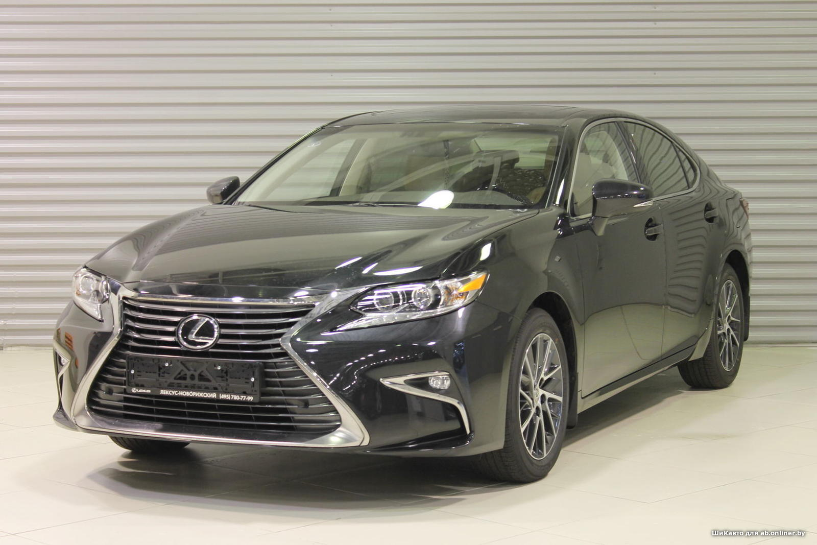 Lexus ES 250 Premium safety