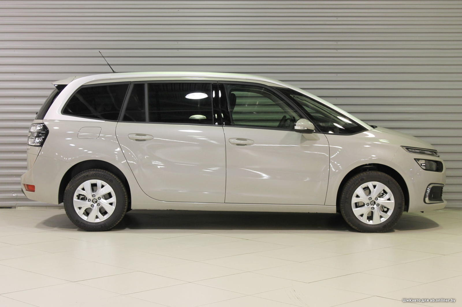 Citroen C4 Grand Picasso 1.6HDi MT Live