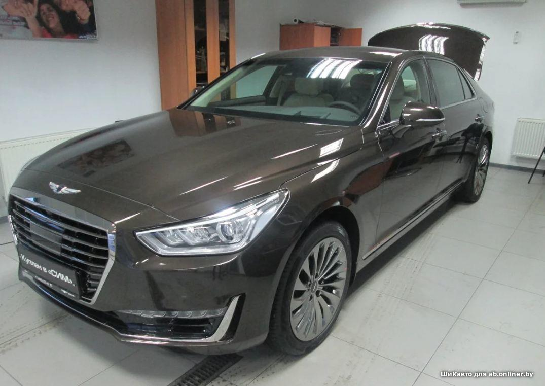 Genesis G90 5.0 ROYAL 8AT 4WD