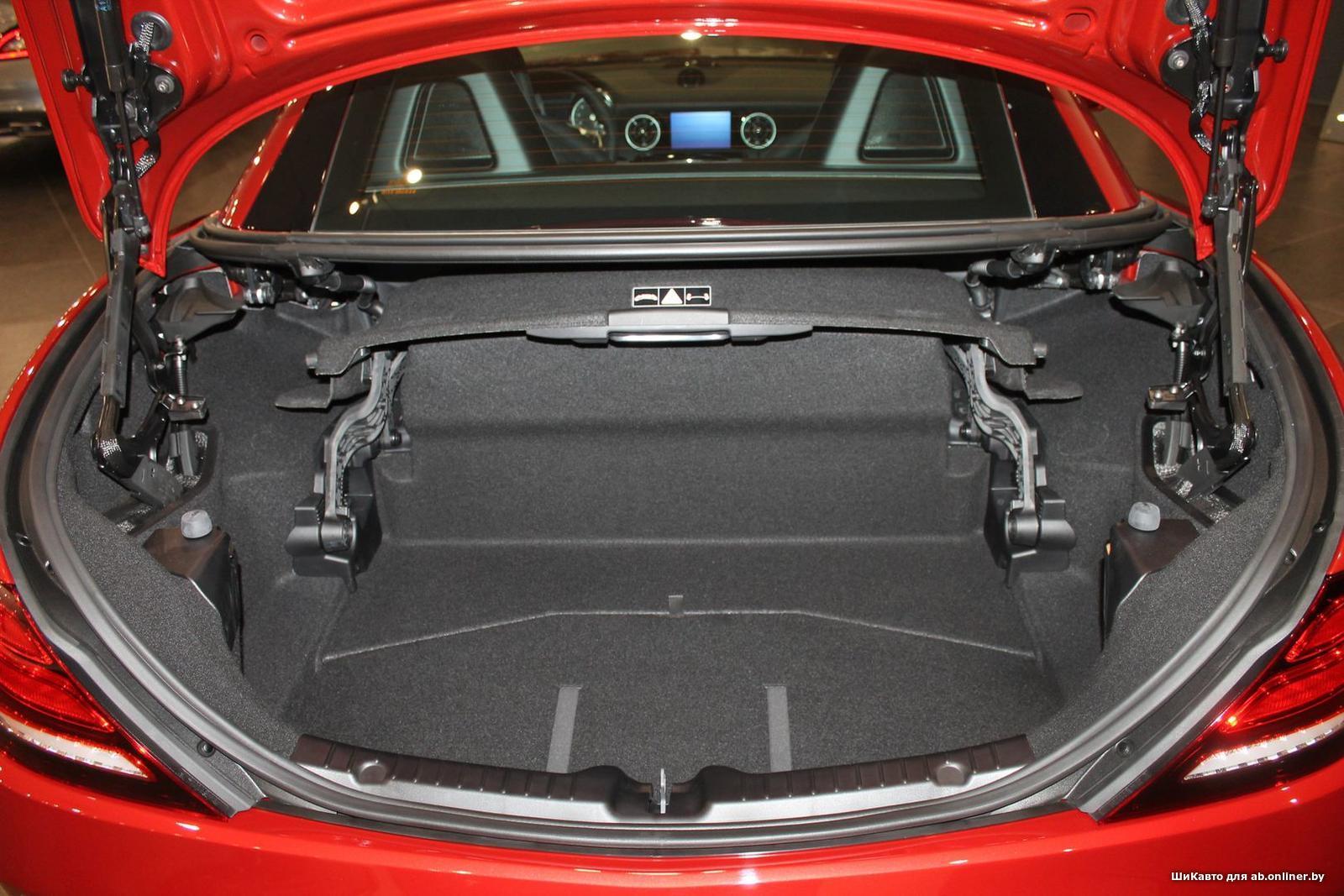 Mercedes SLC200 Особая серия