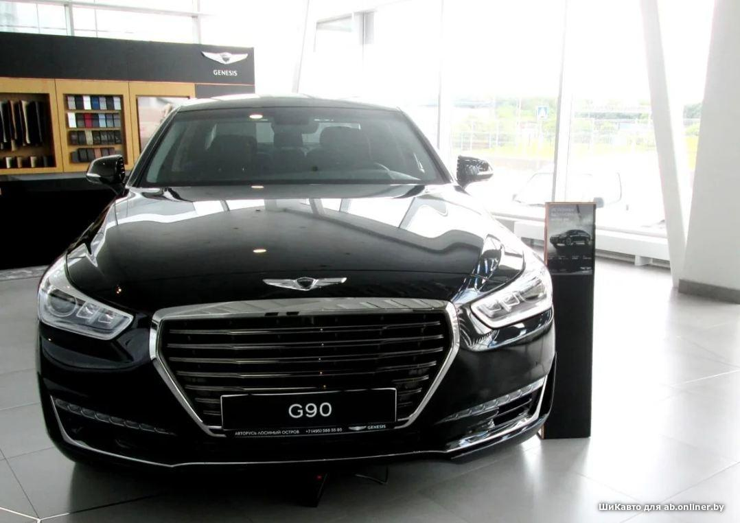 Genesis G90 3.3 ELITE 8AT 4WD