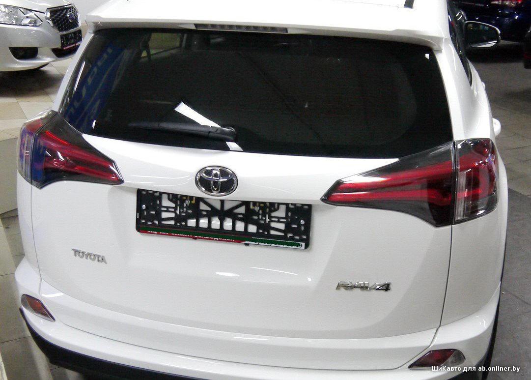 Toyota RAV4 IV Классик 2.0