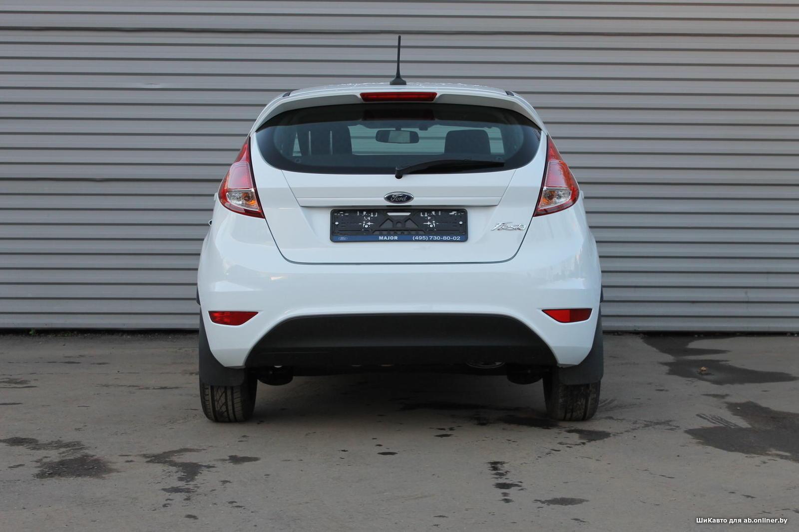 Ford Fiesta TREND AT HATCHBAK