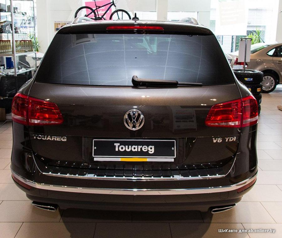 Volkswagen Touareg Business V6 3,0 4MOTION