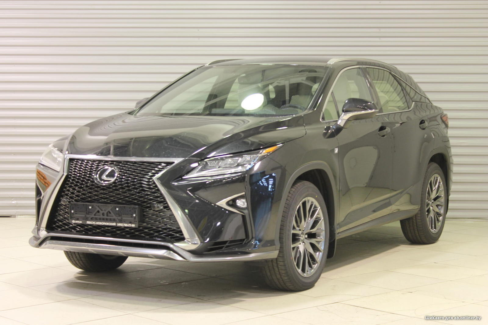 Lexus RX 200t F-SPORT Executive AWD