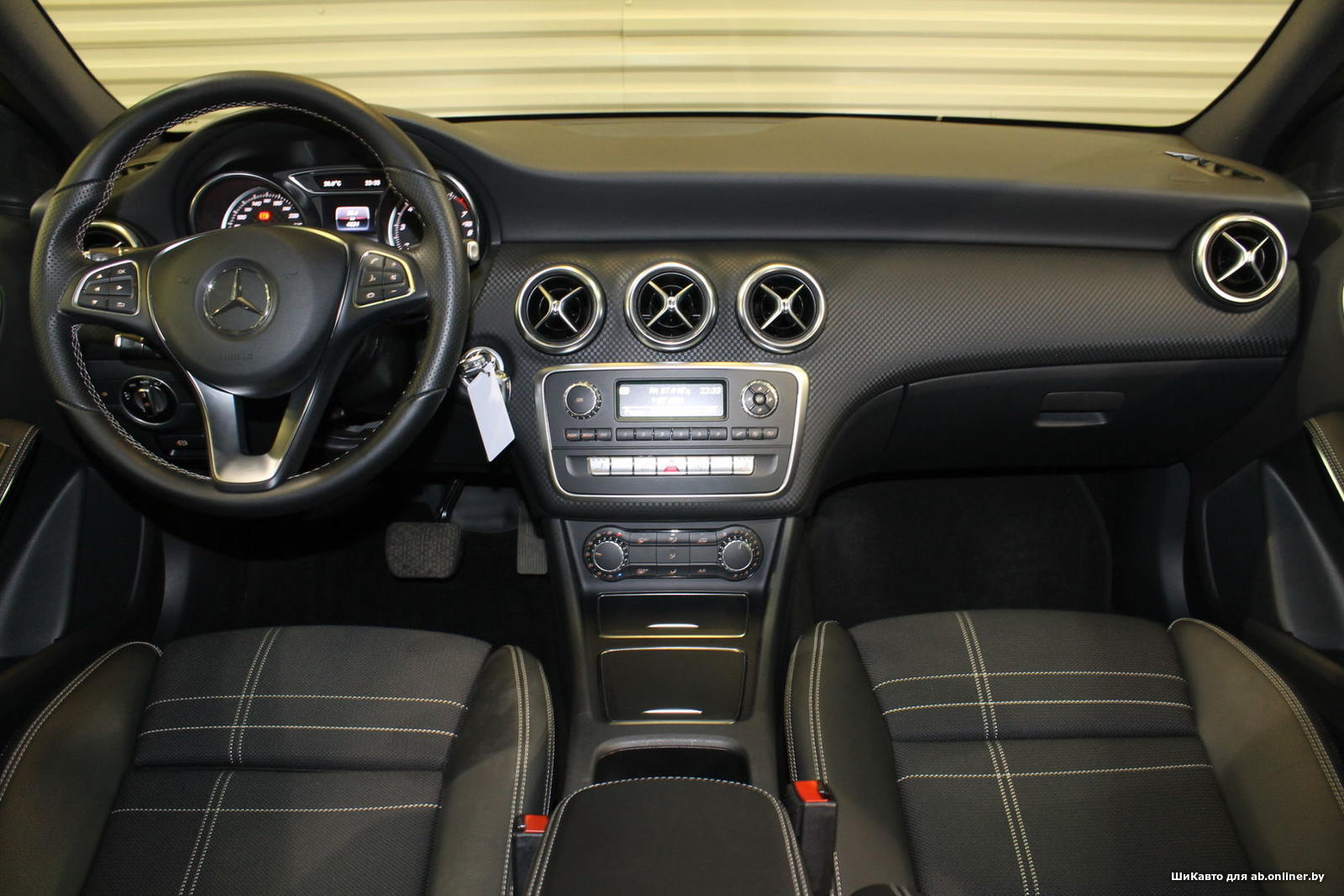 Mercedes A180 Особая серия