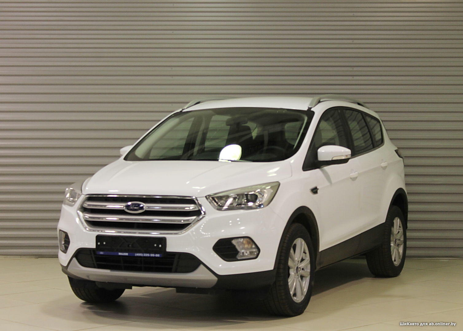 Ford Kuga TREND PLUS 2.5 2WD