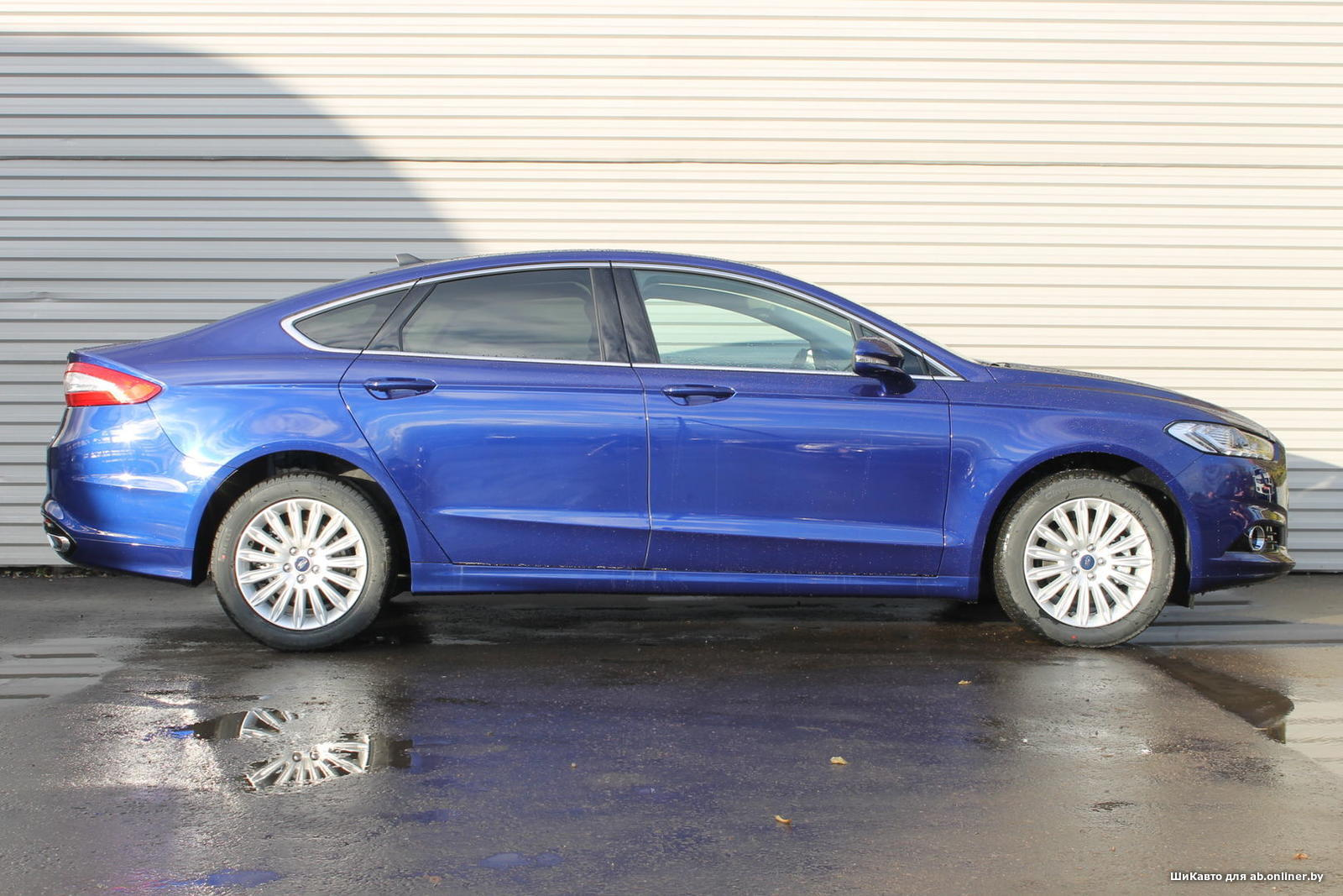 Ford Mondeo 2.0EcoBoost TITANIUM+