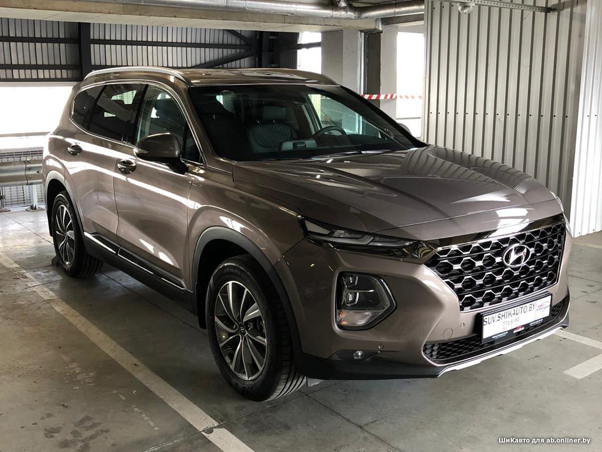 Hyundai Santa Fe 2.4 Premier + SmartSense
