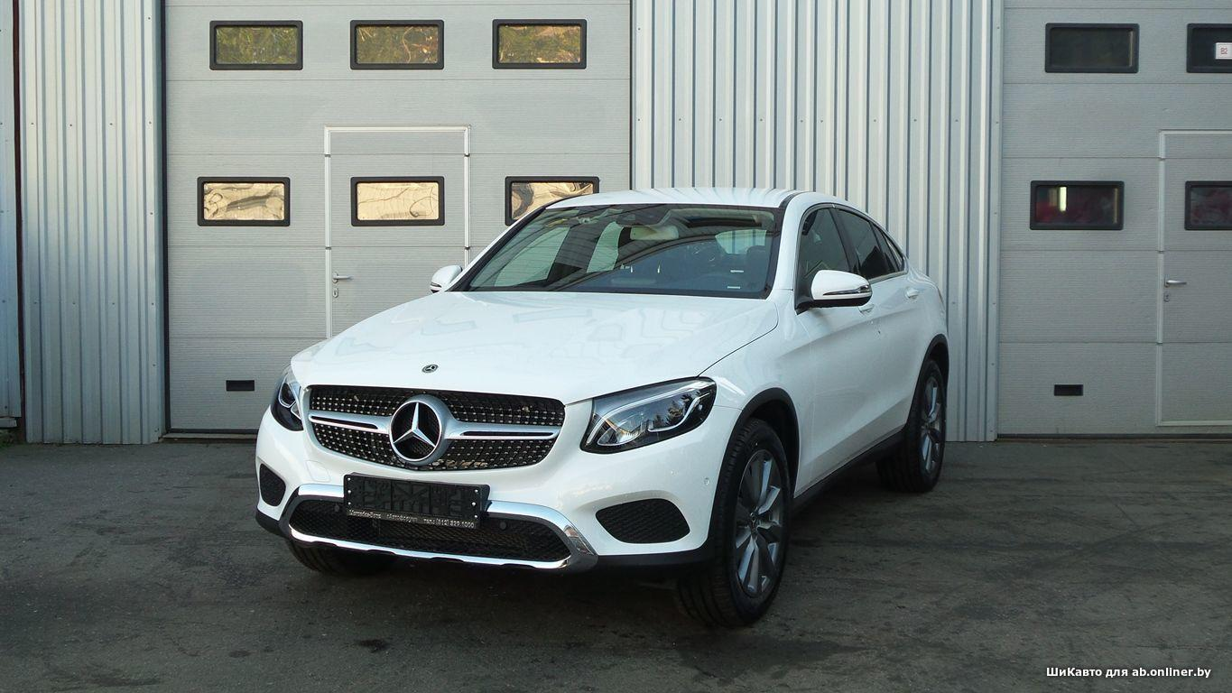 Mercedes GLC220 d Coupe 4MATIC