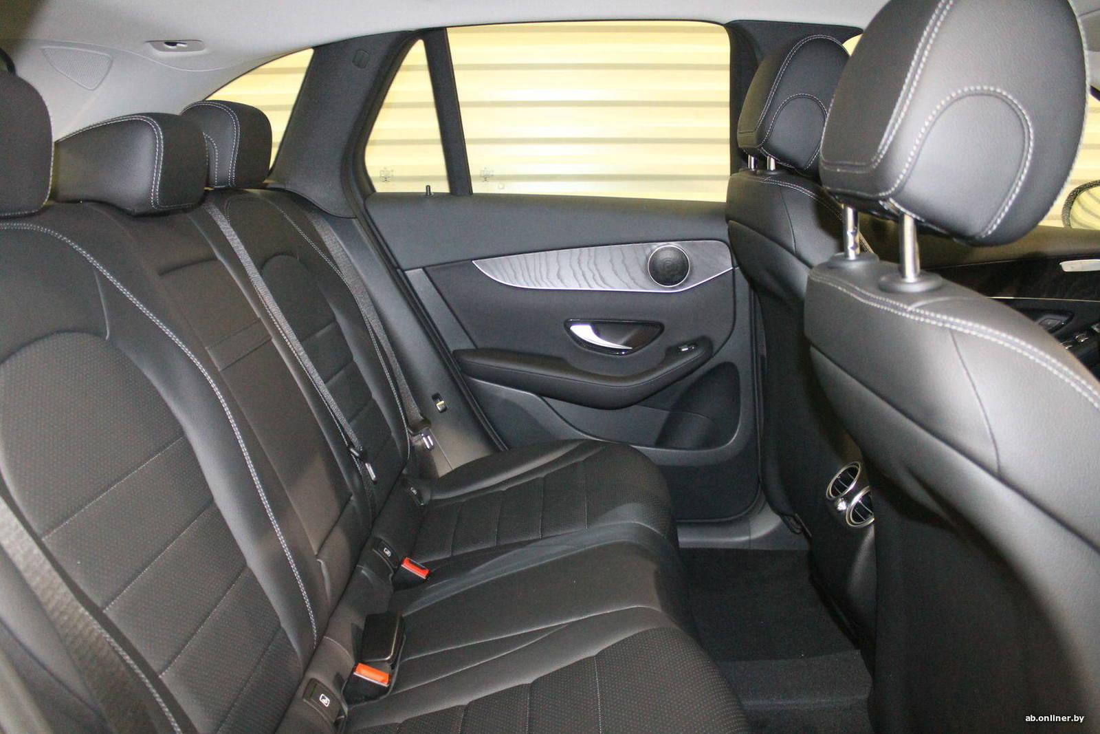 Mercedes-Benz GLC250 d 4MATIC Особая сери