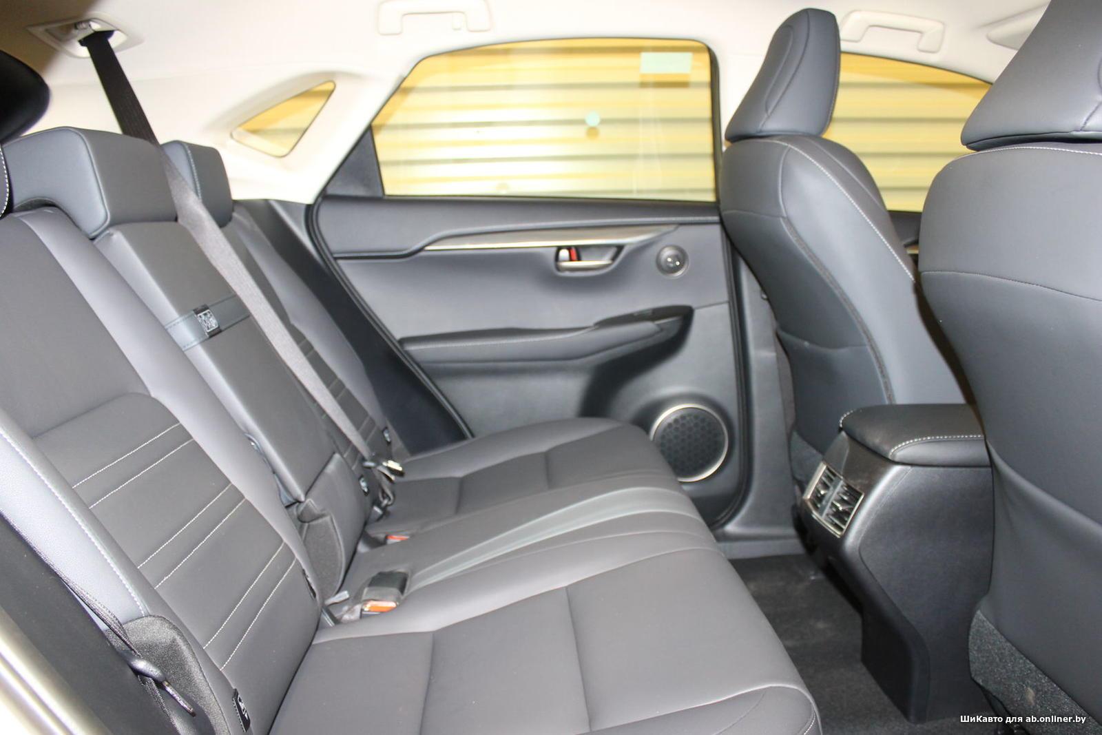 Lexus NX 200 Comfort 2WD