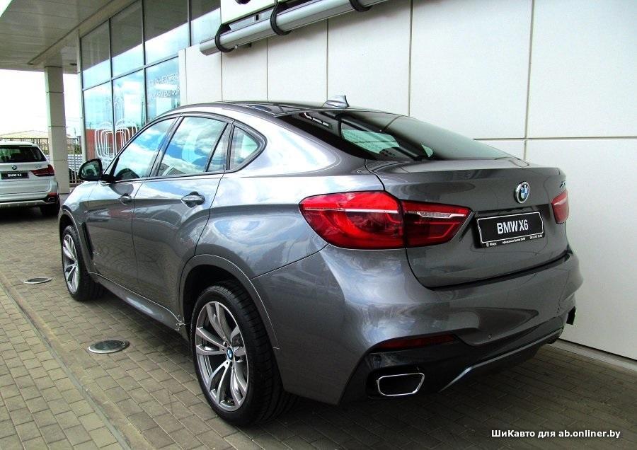 BMW X6 хDrive50i