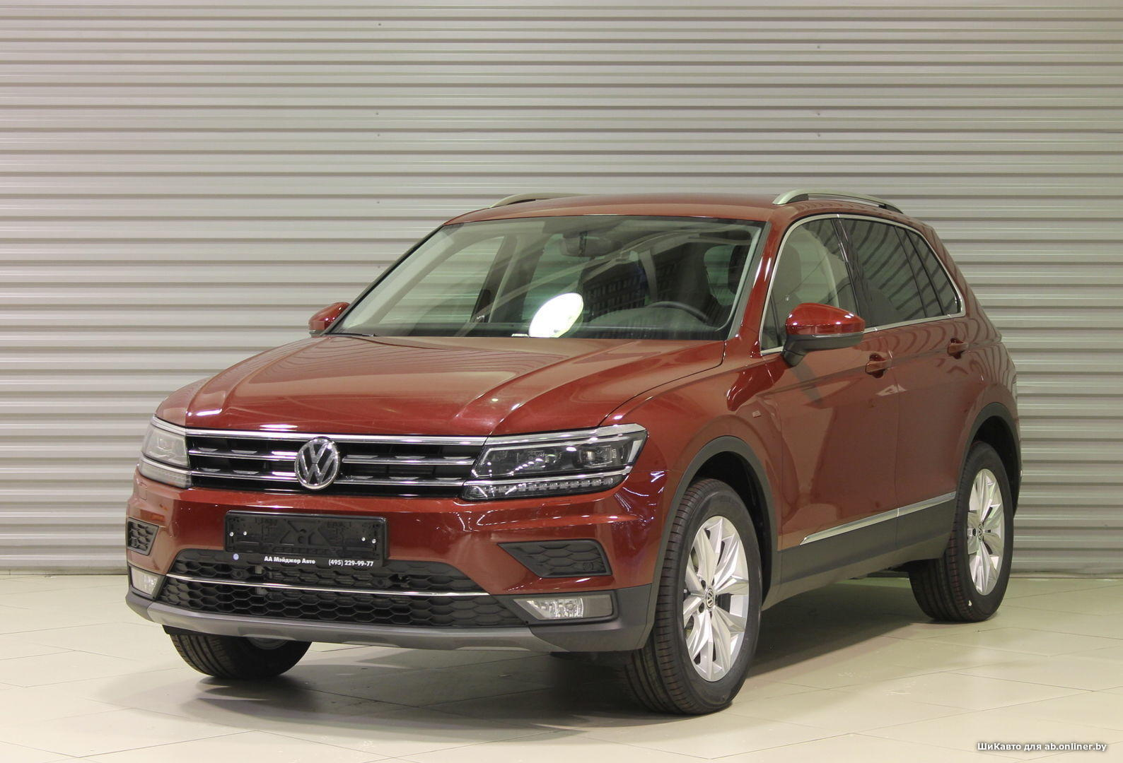 Volkswagen Tiguan II 1.4 AT 4MOTION