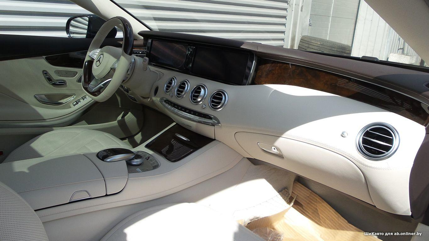 Mercedes S400 Coupe 4МATIC