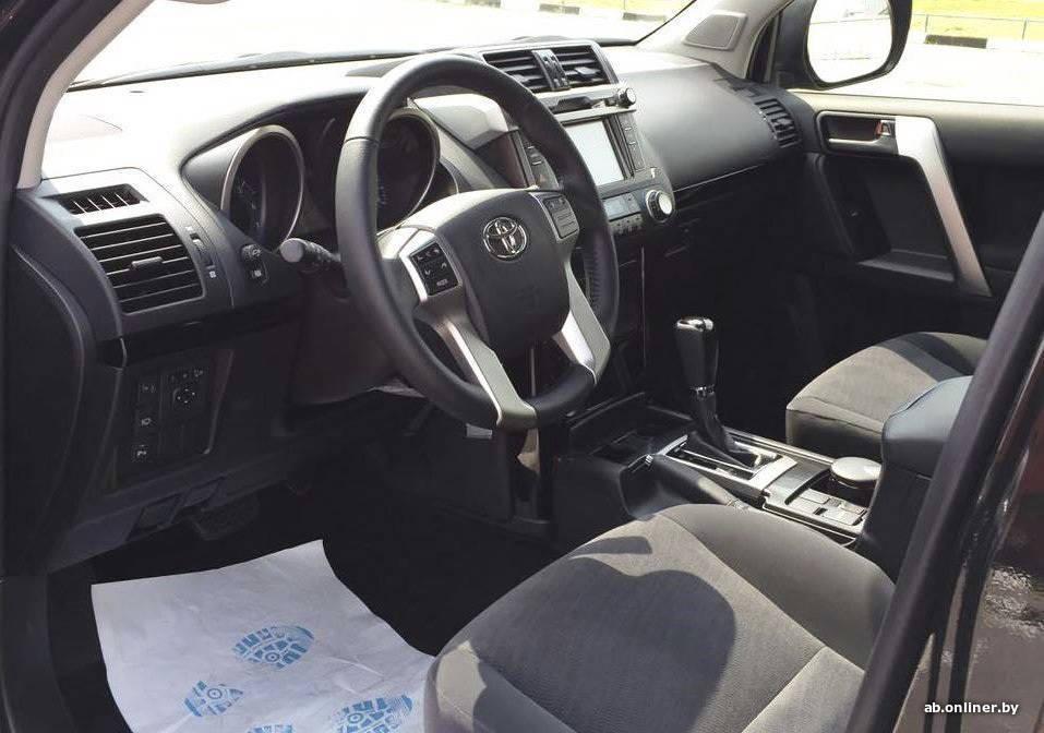 Toyota Land Cruiser Prado 2.8 4WD