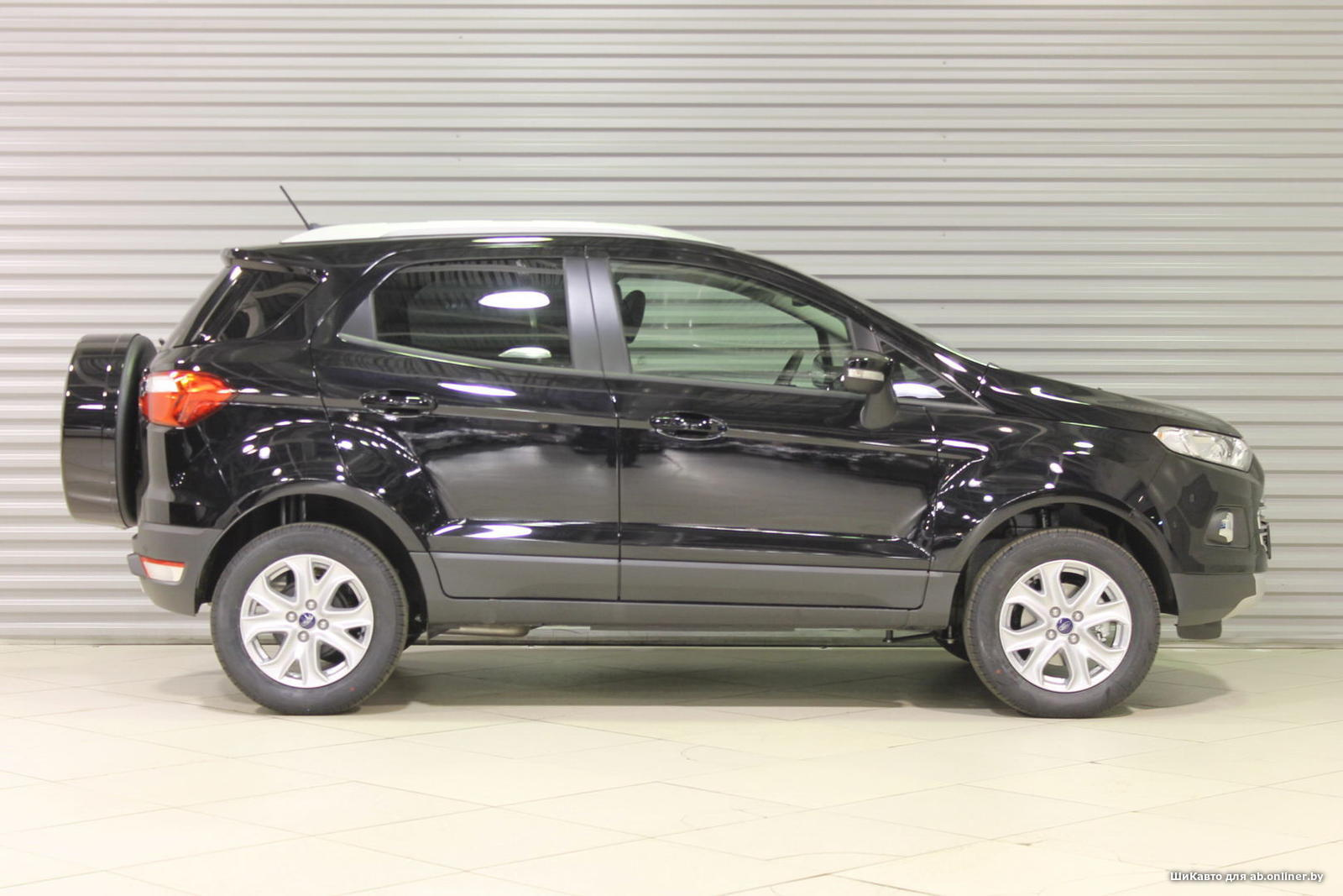 Ford EcoSport TITANIUM 1.6 АКПП 2WD