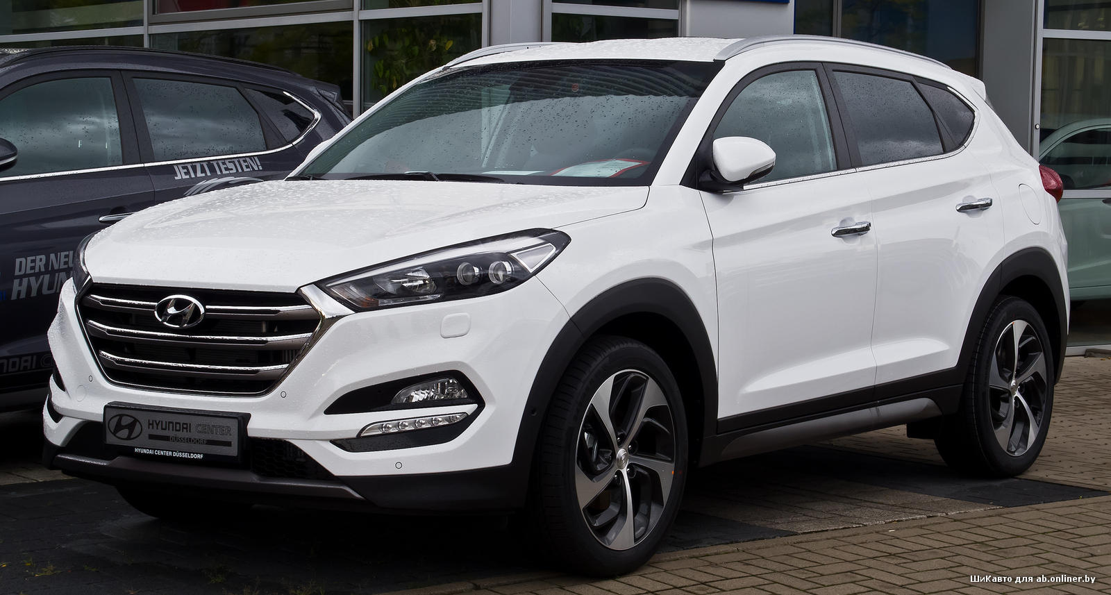 Hyundai Tucson 2.0 CRDI 6AT AWD