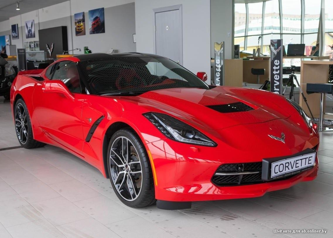 Chevrolet Corvette 6.2 Stingray MT