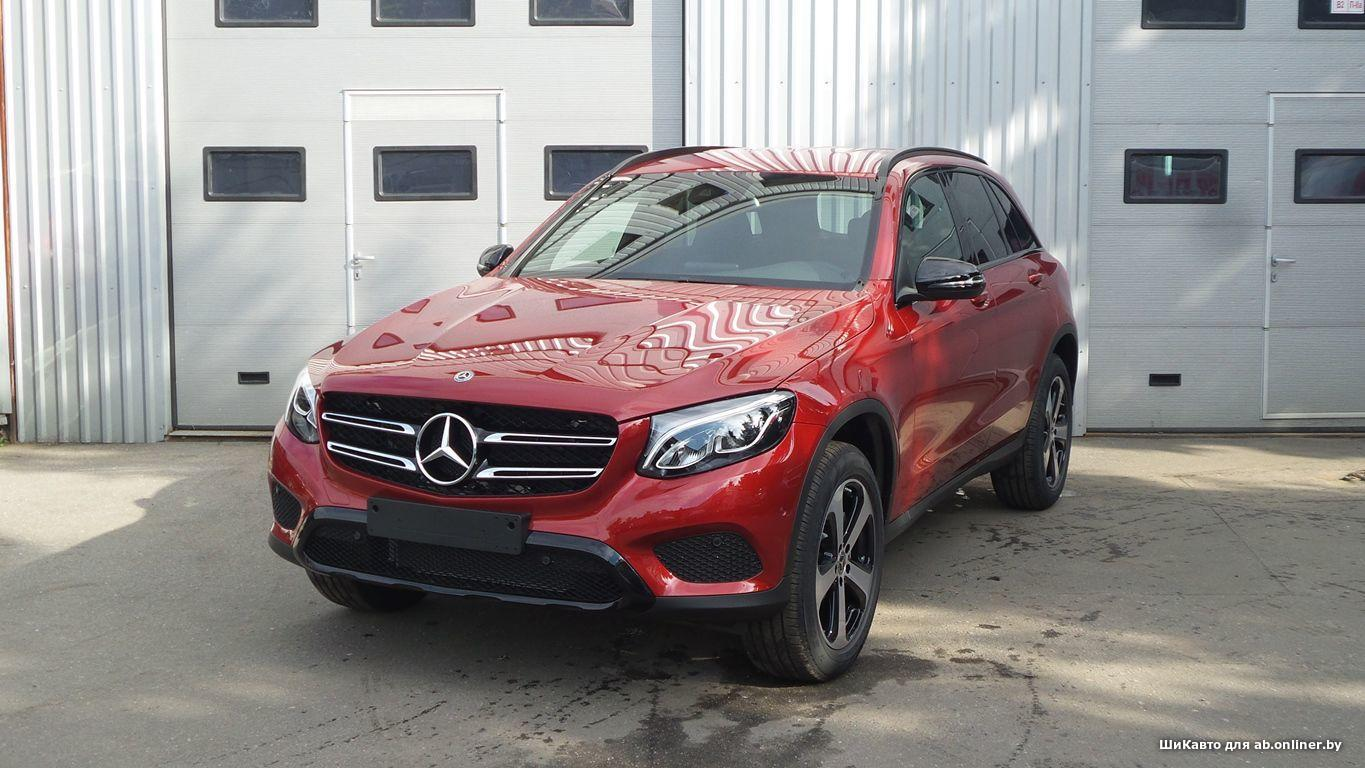 Mercedes GLC300 4MATIC Особая серия