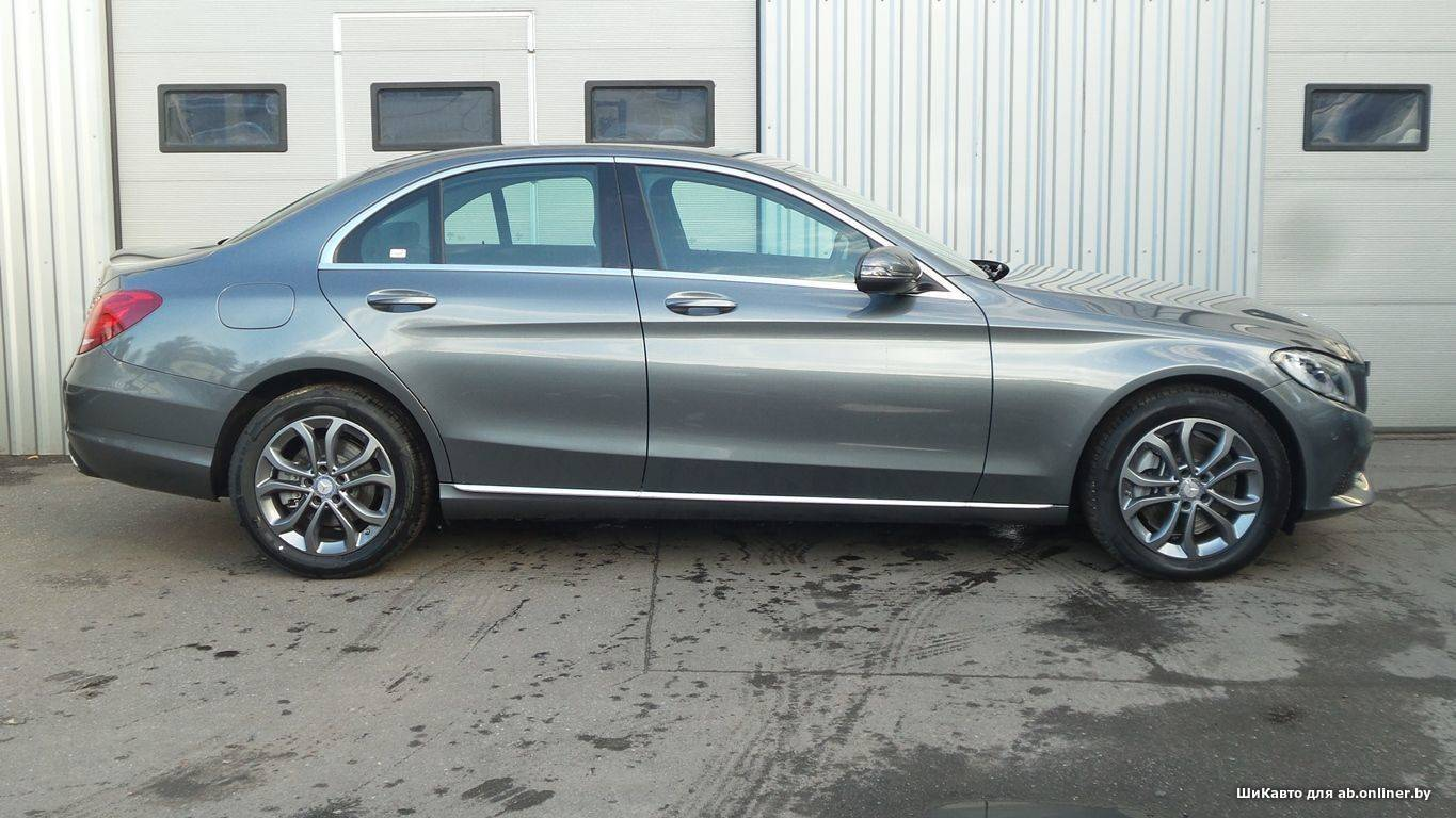 Mercedes C250 d 4MATIC «Особая сер