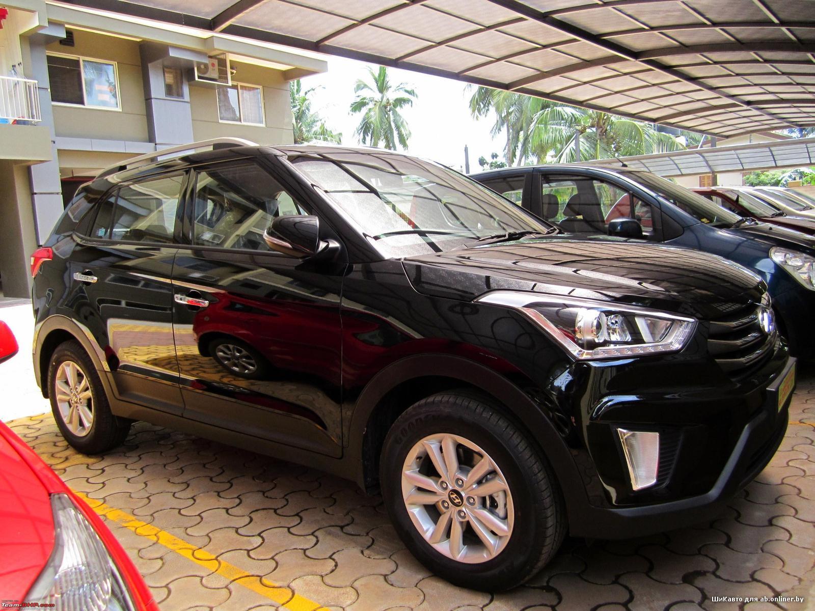 Hyundai Creta 1.6 Start 2WD 6MT