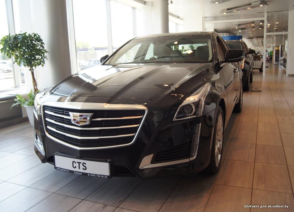 Cadillac CTS III 2.0t STANDARD