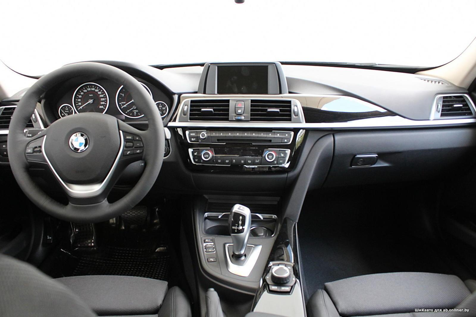BMW 320 d xDrive Sport Line