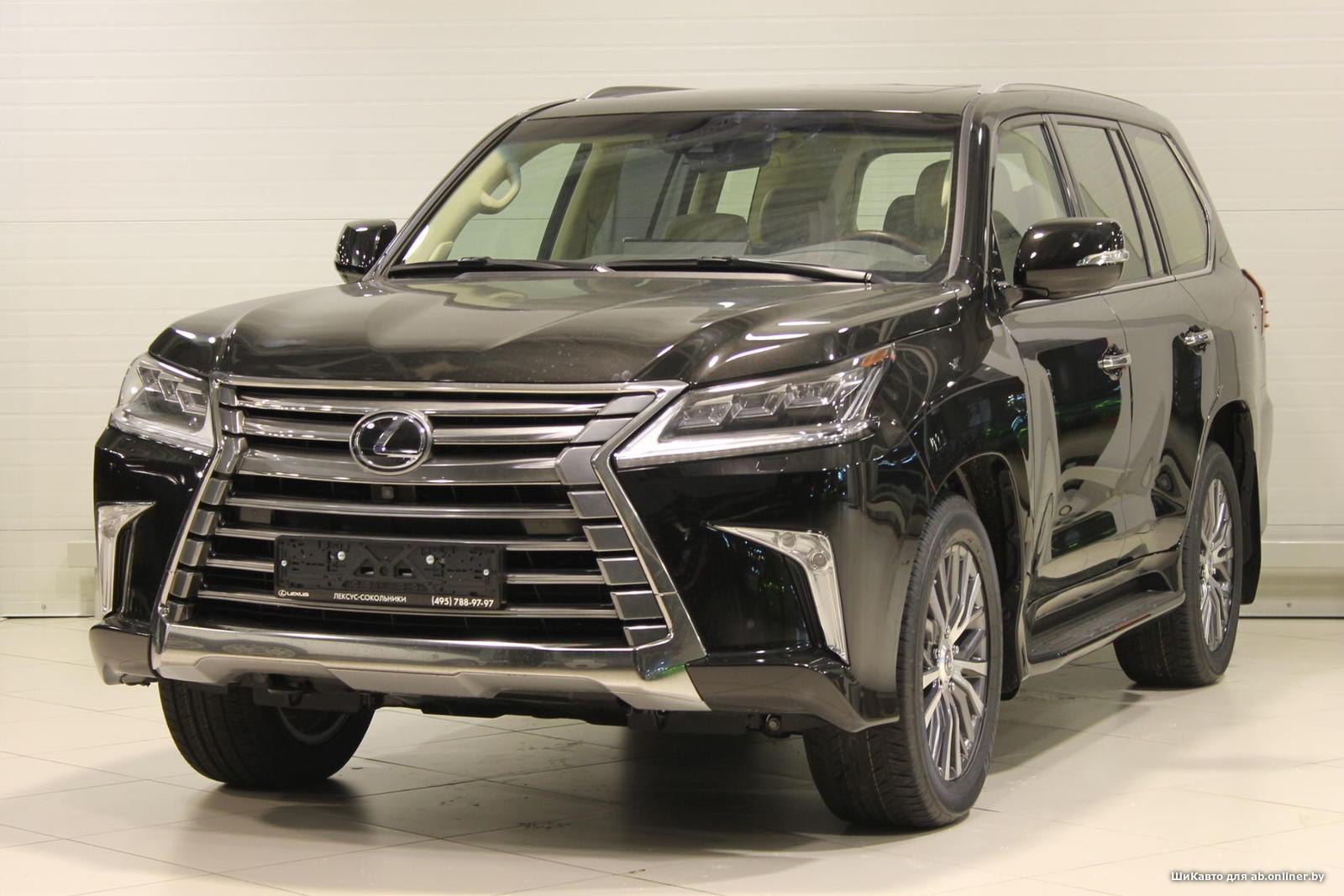 Lexus LX 570 Premium+