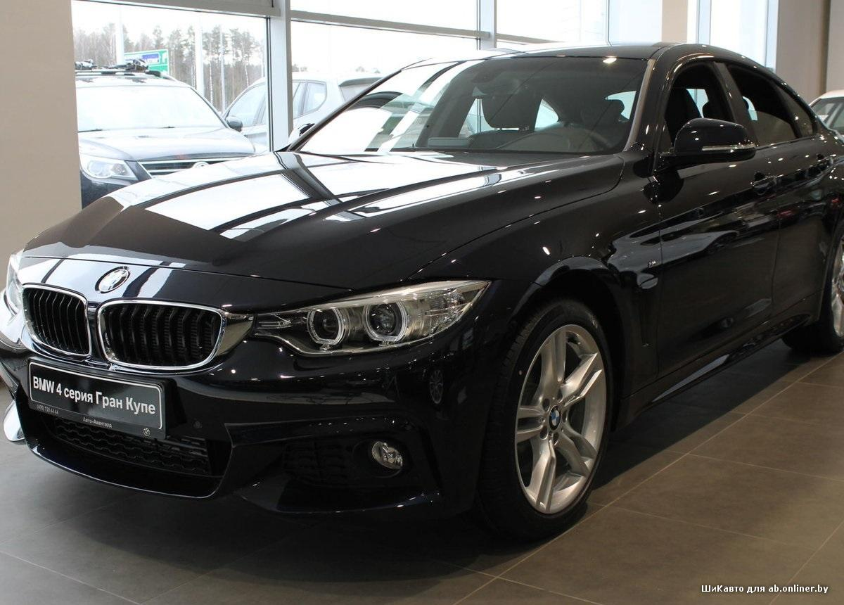 BMW 420 d xDrive Gran Coupe