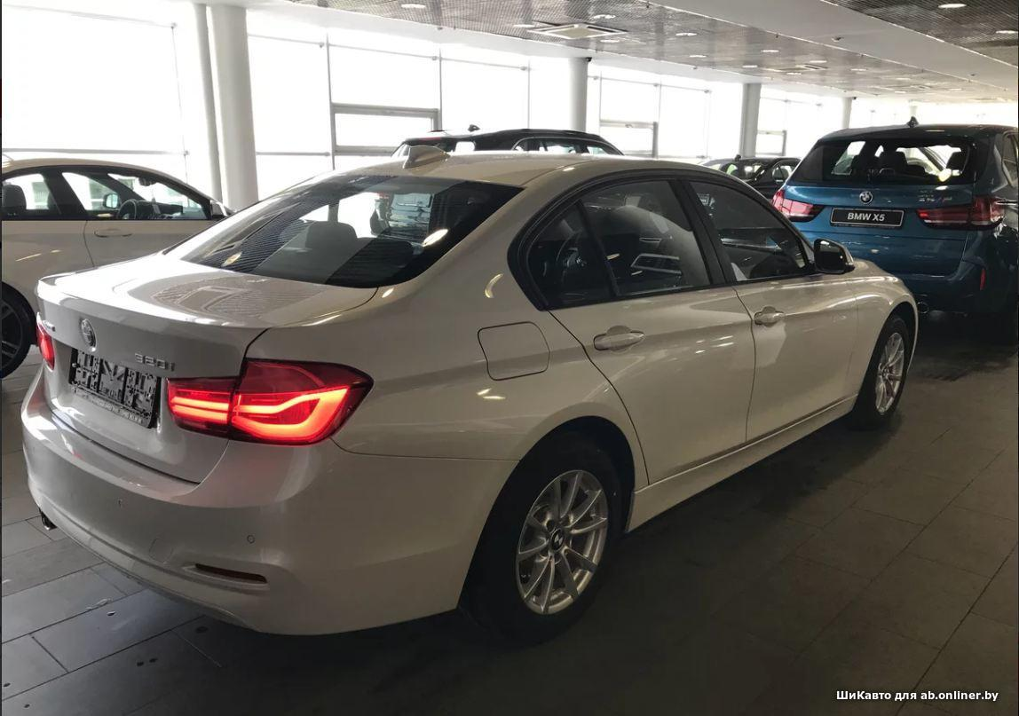 BMW 320 i xDrive Special Edition