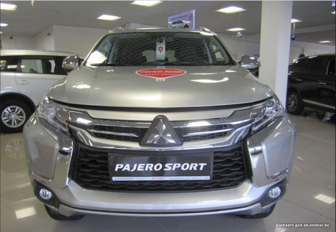 Mitsubishi Pajero Sport II Invite 2.4 DI-D MT