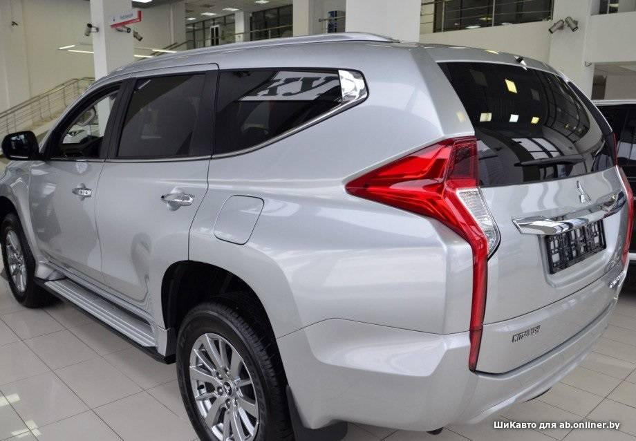 Mitsubishi Pajero Sport Instyle 3.0 MIVEC 8AT