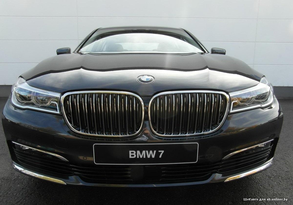 BMW 740 d xDrived