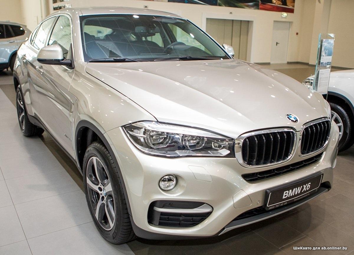 BMW X6 35i