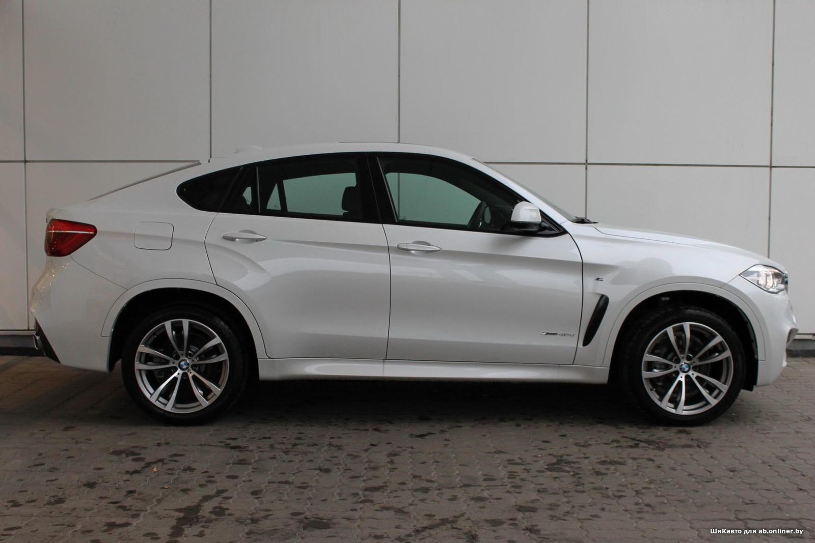 BMW X6 хDrive40d